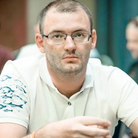 Украинский покерист выиграл почти 100k$