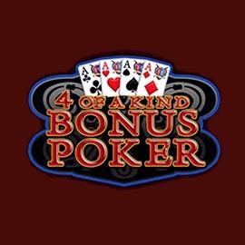 Four of a Kind Bonus Poker